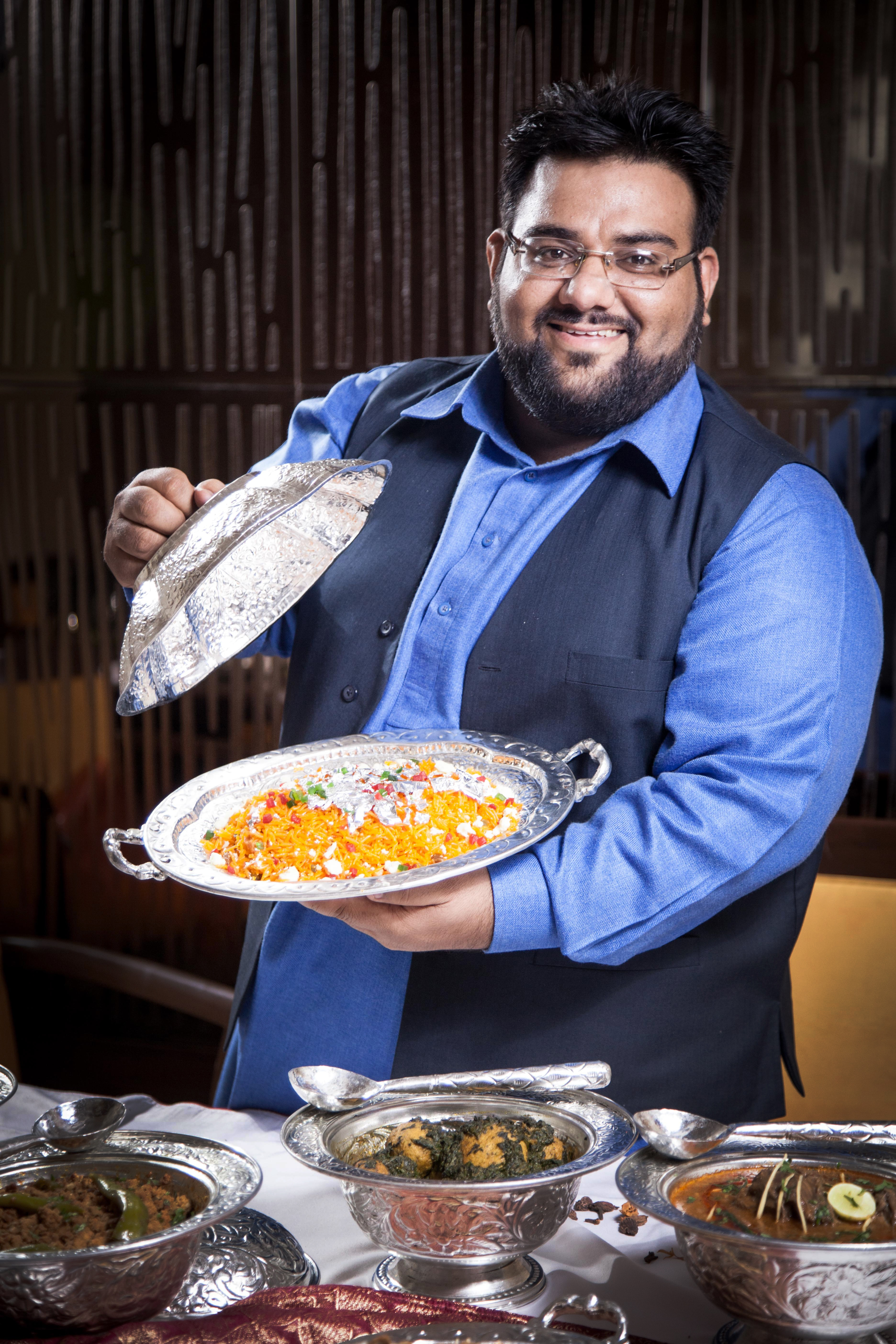 Chef Osama Jalali