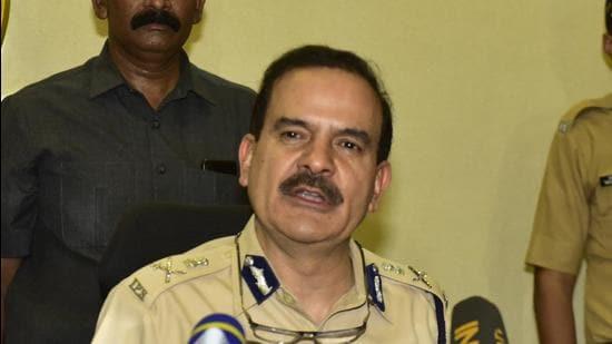 Former Mumbai police commissioner Param Bir Singh. (HT Archive)