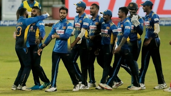 Sri Lanka fined for slow over rate in 2nd ODI by ICC(REUTERS)