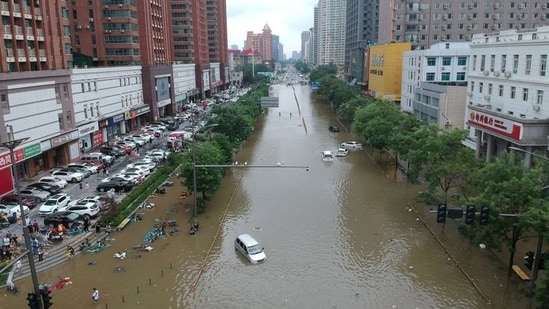 Explained: China's heaviest rain in 1,000 years, resulting in devastating floods