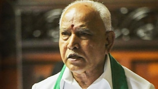 However, the decision to cancel the meeting has added to the confusion within the BJP with no clarity on whether Yediyurappa would continue as CM.(HT file photo)