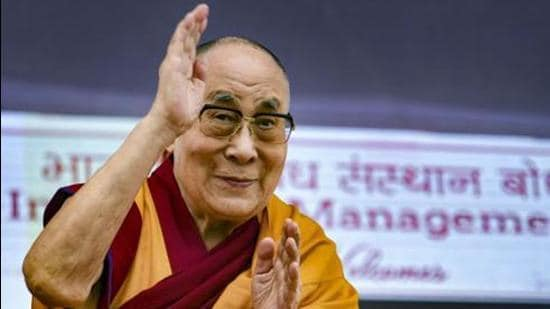 Both Le Monde and The Guardian reported their analysis indicated that the Tibetan leaders were selected as potential targets by an Indian security service or the Indian government. (PTI Photo/File)