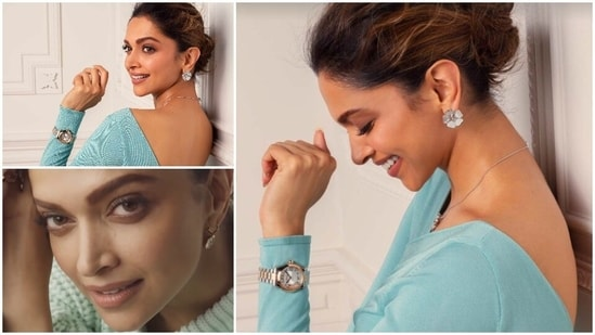 Deepika Padukone has shared pictures and videos from a new shoot.