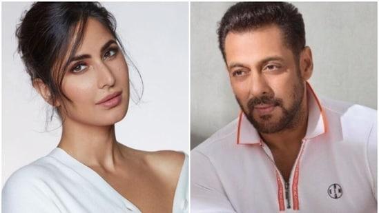 Katrina Kaif and Salman Khan star in Tiger 3.