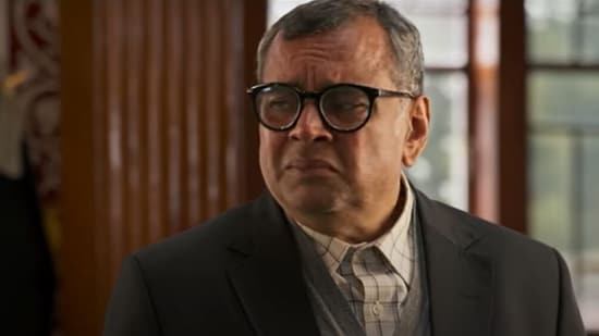Paresh Rawal, who was recently seen in Toofaan, will now be seen in Hungama 2.