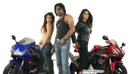 Super stars Anushka Shetty, Nagarjuna, Ayesha Takia and Sonu Sood.
