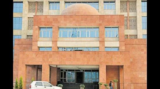 The district courts in Mohali.