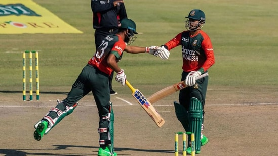 Bangladesh go 1-0 up in the series. (ICC)