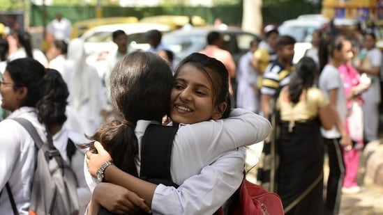 WBCHSE on Wednesday asked schools to issue admission notice for Class 11 from July 22, two days after results of Madhyamik Pariksha were announced.(Biplov Bhuyan/HT file)