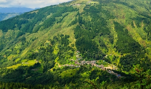 A Tharu tribe dominated village along the Indo-Nepal border here will be developed as a tourist destination.(Unsplash)