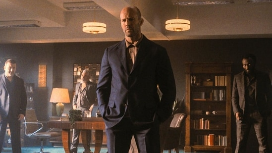 Wrath of Man movie review: Jason Statham in a still from Guy Ritchie's new film.