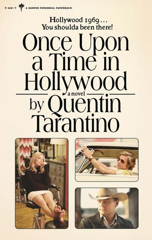 Review: Once Upon a Time in Hollywood; A Novel by Quentin Tarantino