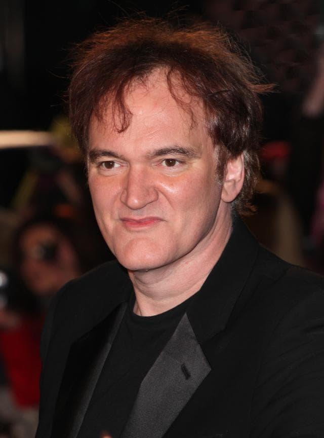 Quentin Tarantino (Shutterstock)