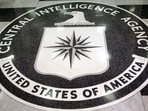 The logo of the US Central Intelligence Agency is shown in the lobby of the CIA headquarters in Langley, Virginia, (File Photo / REUTERS)