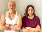 Shiv Shastri Balboa, starring Anuppam Kher and Neena Gupta in lead roles, wiill be about an Indian couple in small-town America.