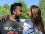 Shilpa Shetty's husband Raj Kundra advised business owners to look at the mobile phone user base in a video last November.