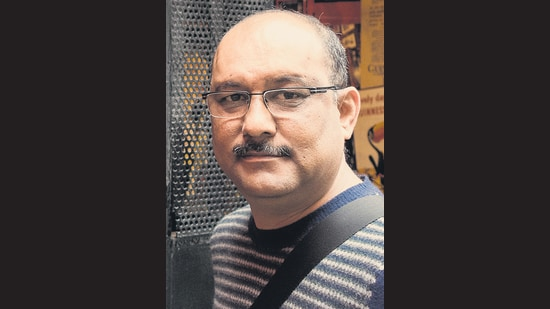 Hemant Divate, co-founder Poetrywala (Courtesy Hemant Divate)