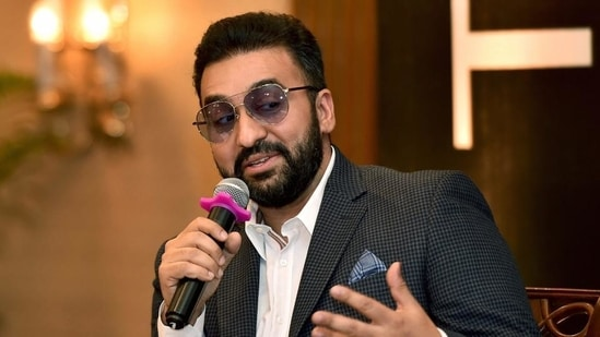Raj Kundra and 10 others have been arrested for their alleged involvement in the creation of porn films and publishing them through mobile apps. (File Photo)