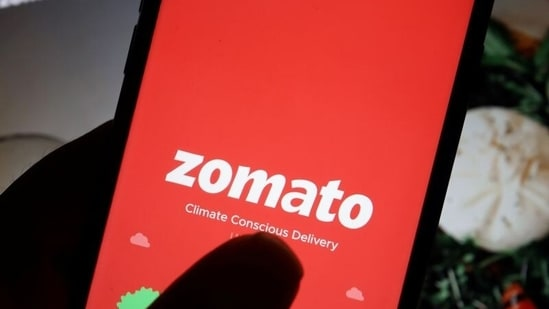 Zomato's mega public issue saw a subscription of over 38 times, receiving a robust response from all investors.(Reuters Photo)