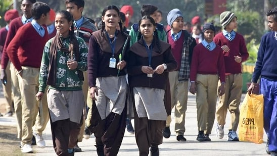 AP Inter 2nd Year Results 2021: Manabadi Class 12 results to be declared today(HT File)