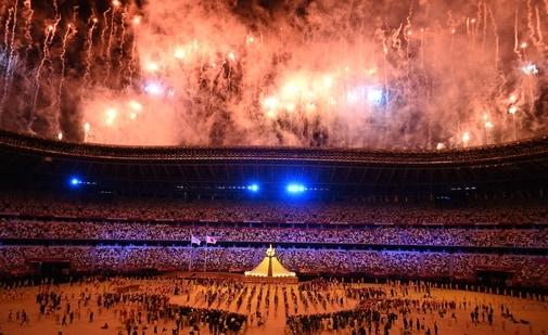 Tokyo 2020 Opening Ceremony Highlights: Naomi Osaka lights ...
