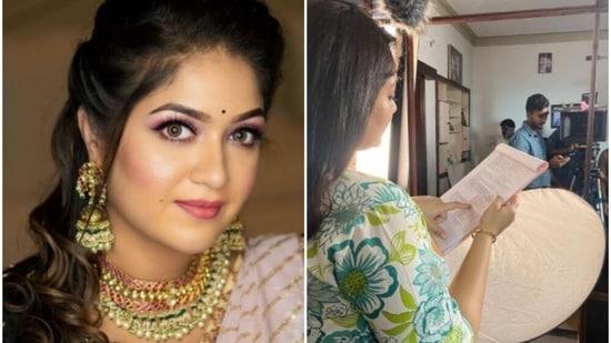 Meghana Raj Sarja was last seen in Kannada film Kurukshetra in 2019.