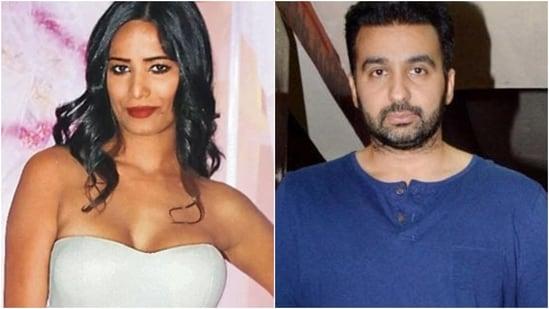 Poonam Pandey has levelled allegations against Raj Kundra.