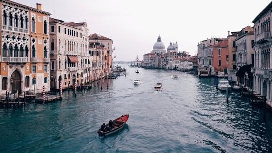 Venice avoids UNESCO world heritage site in danger list after ban on large ships(Unsplash)