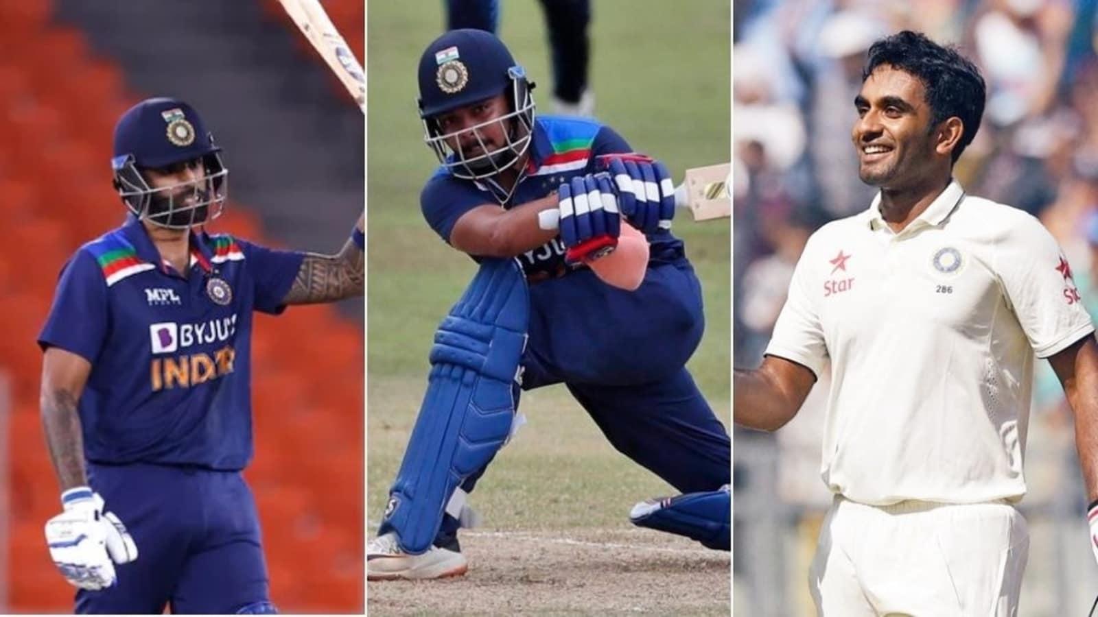 Suryakumar Yadav, Prithvi Shaw and Jayant Yadav going to England as  replacements, reports PTI   Cricket - Hindustan Times