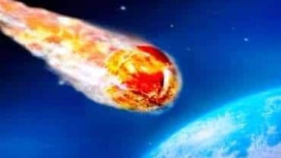 The asteroid is estimated to be 97m in width and 230 metres in length which will be around the size of four football fields put together. (Representative Image)