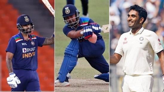 Suryakumar Yadav, Prithvi Shaw, Jayant Yadav going to England: Report