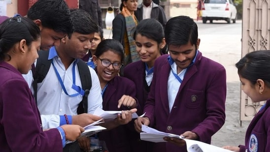 RBSE 12th Result 2021: BSER Rajasthan Board Class 12 results soon(Subhankar Chakraborty/HT PHOTO)