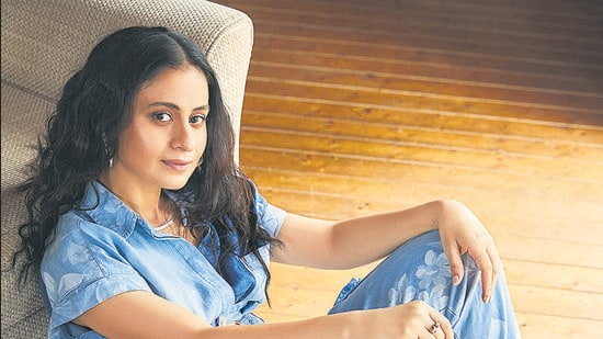 Actor Rasika Dugal has done several OTT projects.