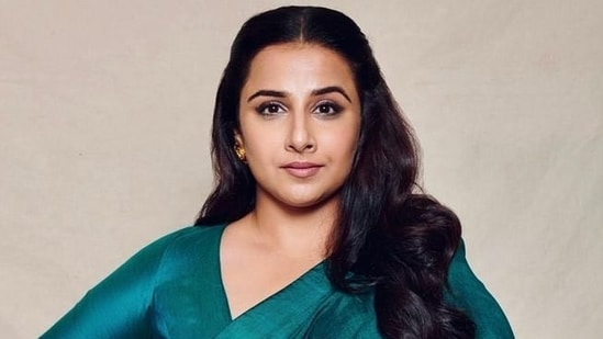 Vidya Balan was taken aback when another female actor commented on her choice of clothing.