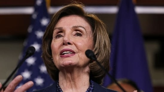 US Speaker of the House Nancy Pelosi (File Photo)