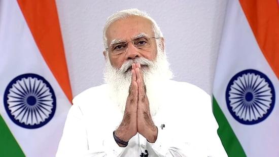 Prime Minister Narendra Modi addressed the 79th edition of his monthly radio address Mann Ki Baat on Sunday. (File Photo)