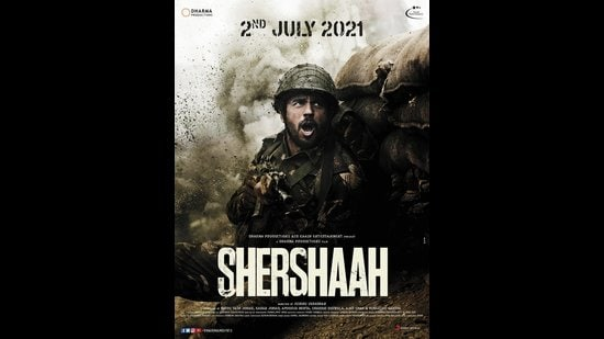 Sidharth Malhotra-starrer Shershaah is one of the upcoming films based on the life of a war hero, and is ready to release.