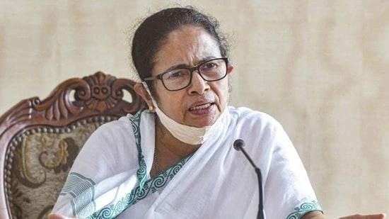 File photo of West Bengal chief minister Mamata Banerjee. (PTI PHOTO.)
