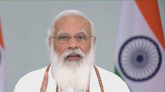 Prime Minister Narendra Modi.