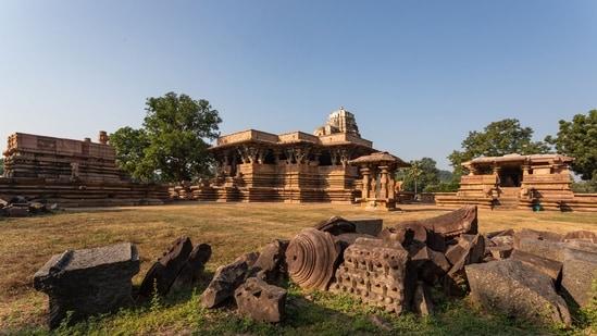 Kakatiya Rudreshwara Ramappa Temple in Warangal, Telangana(PM Narendra Modi/Twitter)