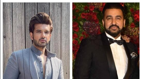 Recently, actor Karan Kundrra's photograph and name was used in place of businessman Raj Kundra.