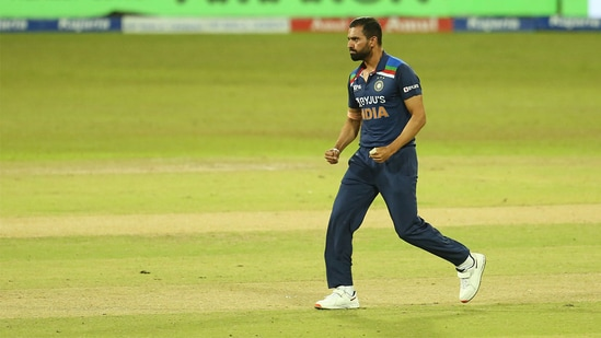 IND vs SL, 1st T20 Live Score