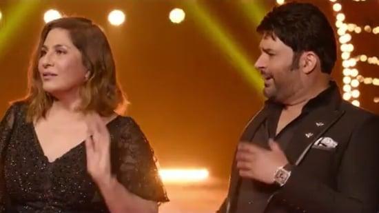 Kapil Sharma poked fun at Archana Puran Singh in a new promo of The Kapil Sharma Show.