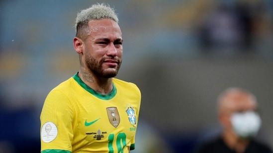 Brazil's Neymar(REUTERS)