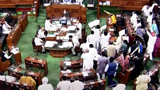 Parliament session highlights: Both Houses adjourned till July 27 | Hindustan Times