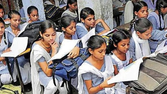 HBSE Class 12th Result 2021: Haryana Board Class 12 result to be declared today(HT File/Representative image)