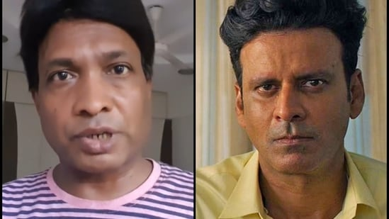 Sunil Pal lashed out at Manoj Bajpayee and called him 'badtameez (ill-mannered)'.