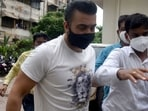Raj Kundra was arrested by the Mumbai Police late on July 19 along with 10 other people on charges related to the alleged creation of pornographic films. (File Photo)
