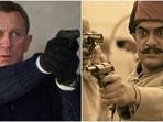 Daniel Craig auditioned for the Aamir Khan-starrer Rang De Basanti.
