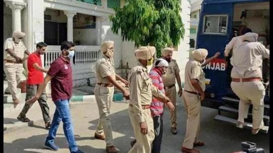 Bail to four dera men in derogatory posters case